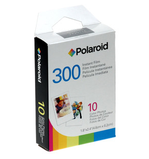 Film til Polaroid 300 kamera