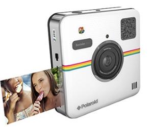 Socialmatic socialt polaroidkamera
