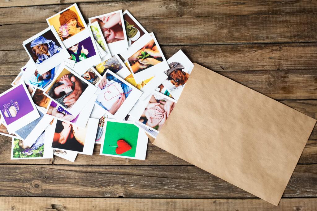 Polaroid billeder